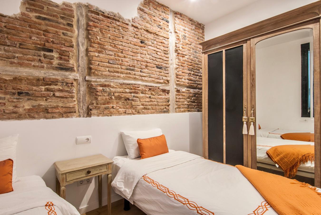 Dormitorio doble Andrés Borrego