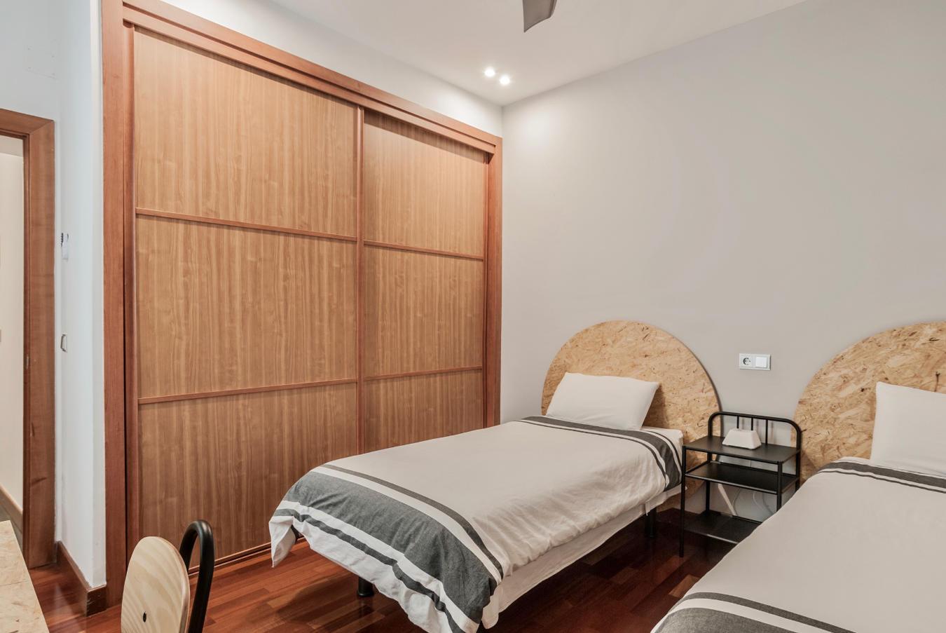 Dormitorio doble Espíritu Santo II