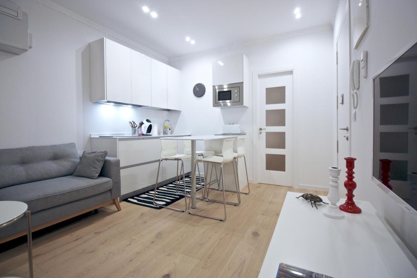 Salón-cocina Valverde