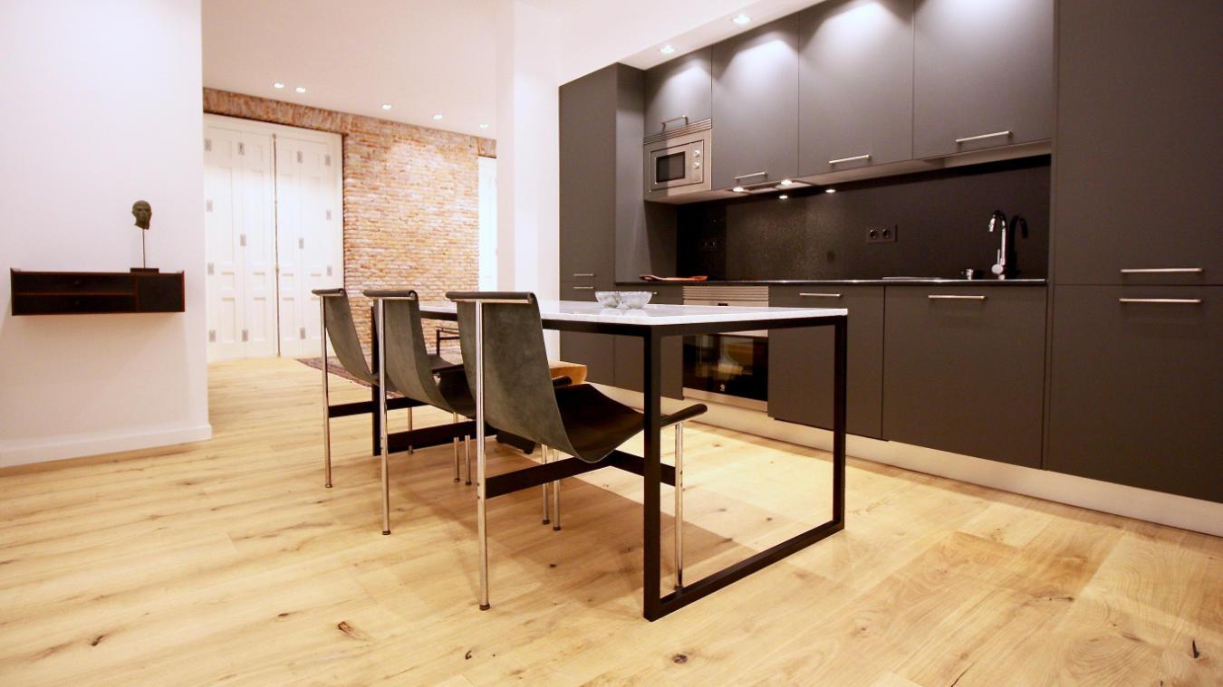Cocina y mesa Velarde I