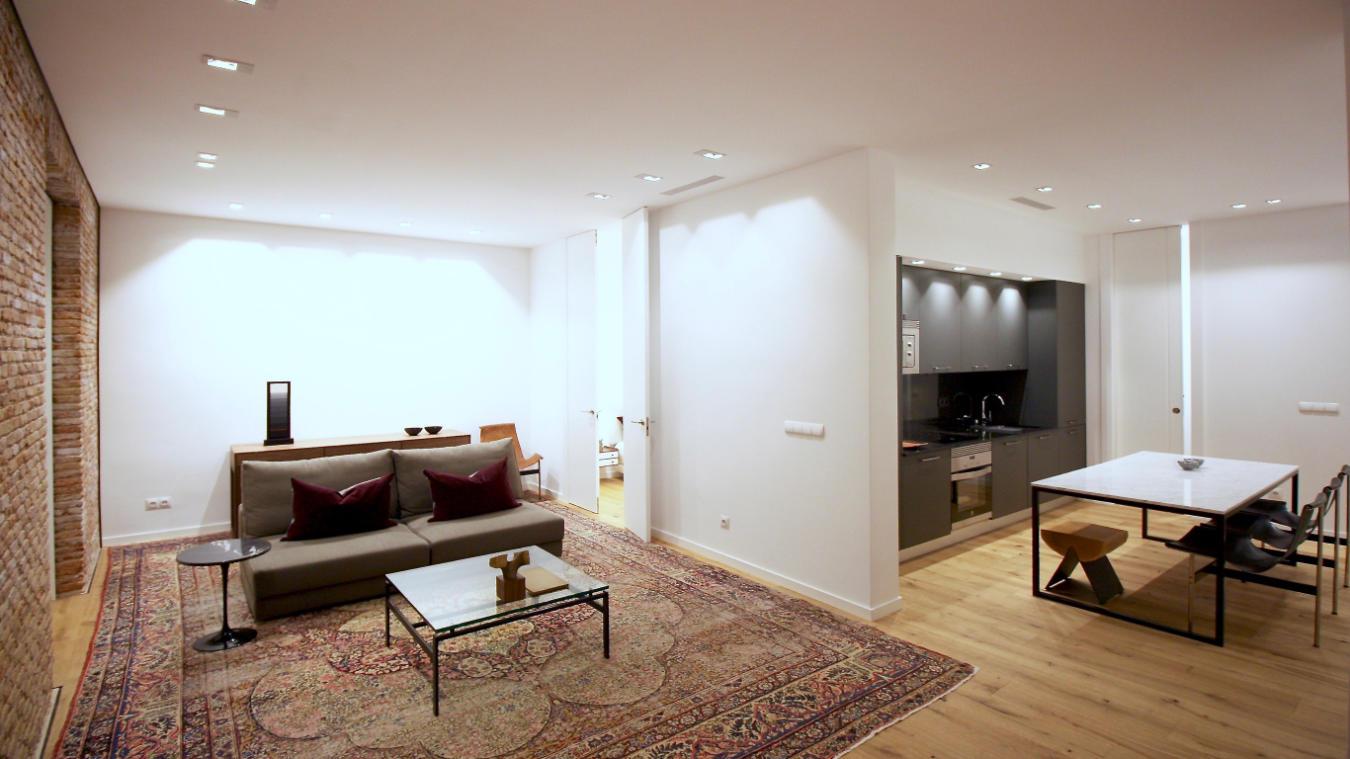Salón y cocina Velarde I